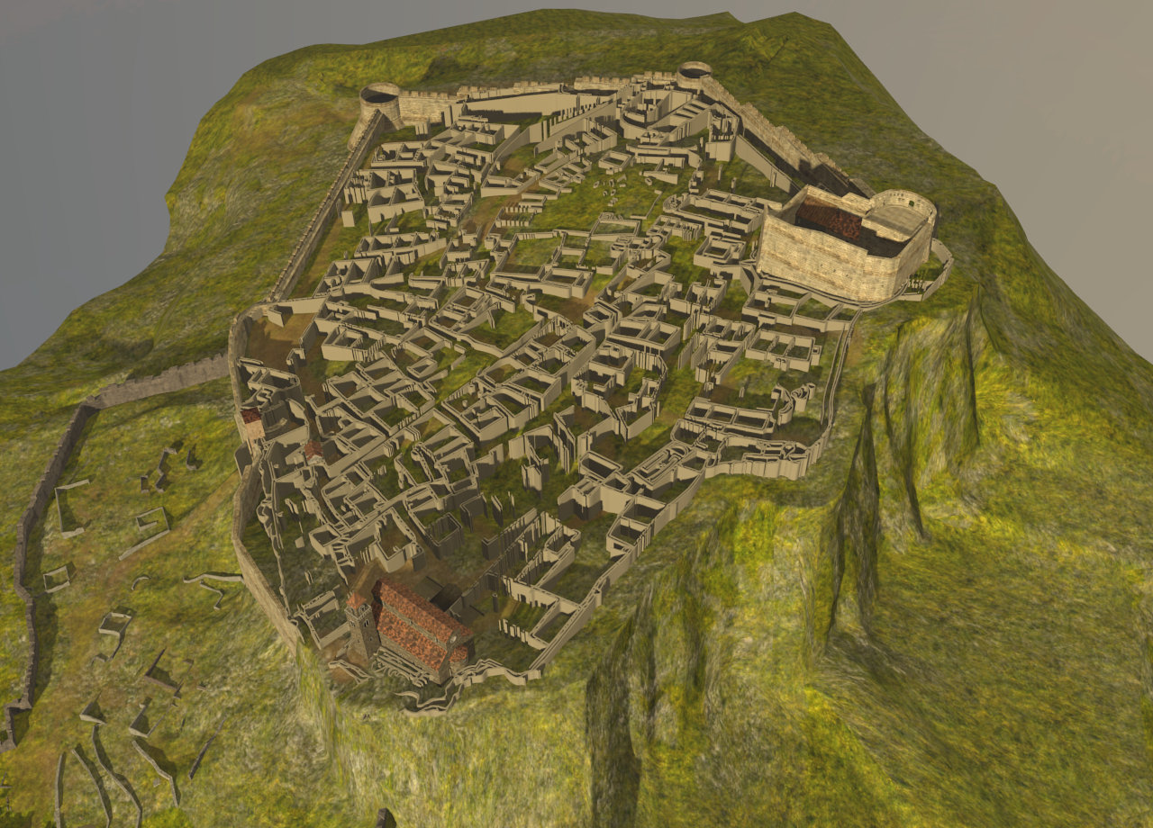 Antivari site - according to  djurde boskovic